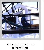 Protective Coating Application